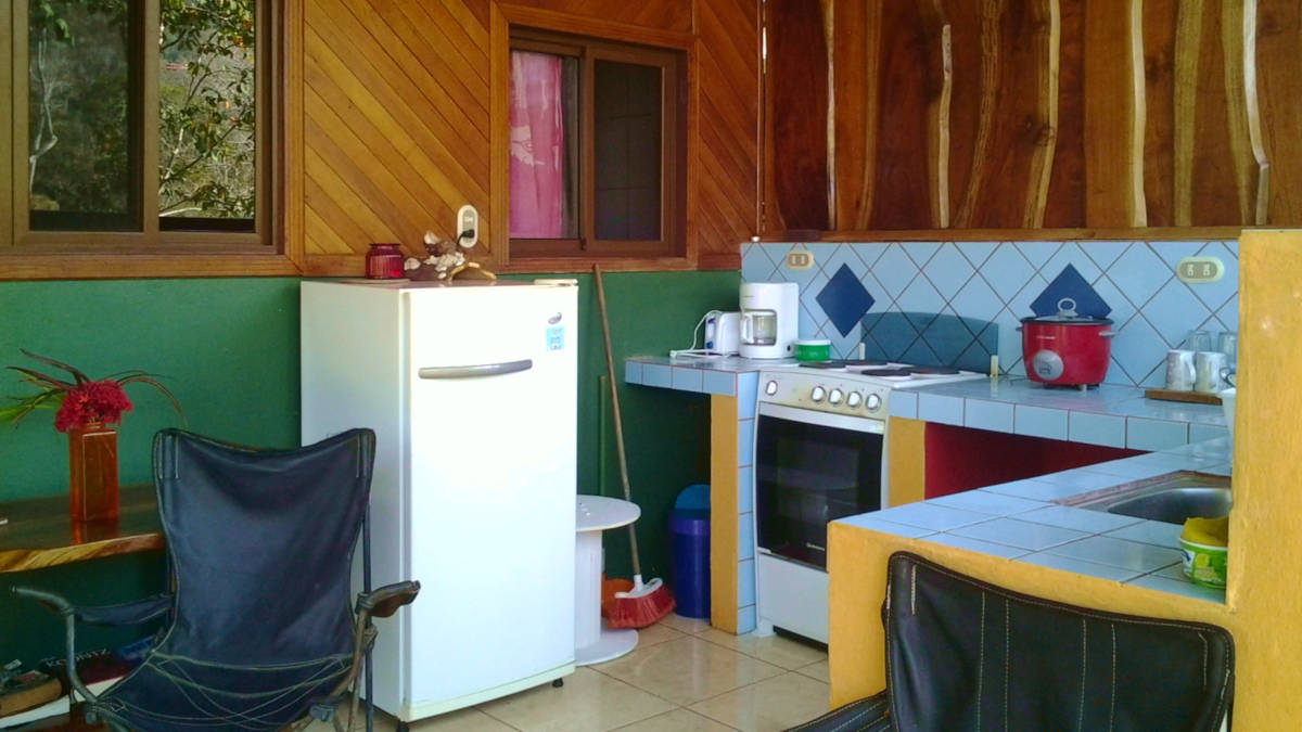 apartment with kitchen in tambor